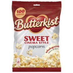 Butterkist sweet