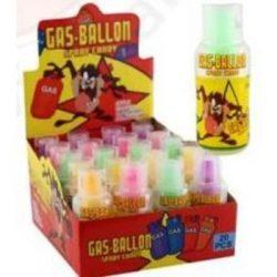 GAS BALLON SPRAY