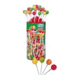 assorted fruit lolly 5p