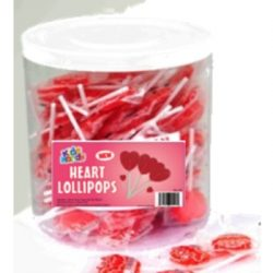 heart lolly 10p