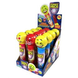 funny face light pop pic