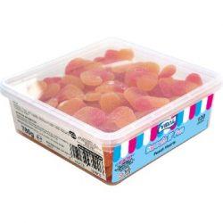 5p Peach Hearts
