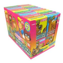 301903 scooby doo candy sticks